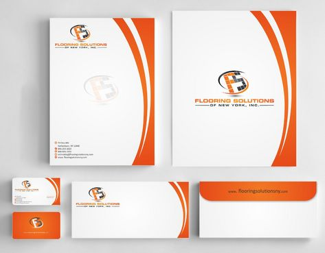 Stationary/Business Card/Email Signatures Business Cards and Stationery  Draft # 263 by Deck86