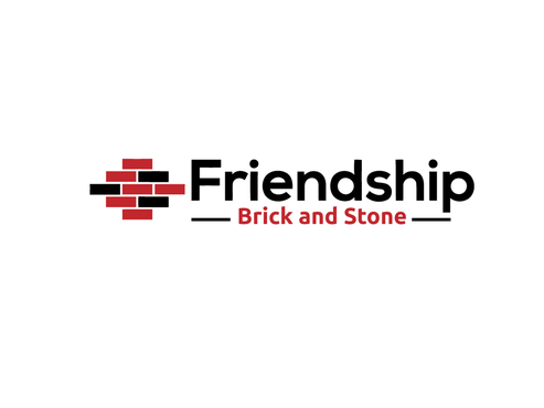Friendship Brick and Stone