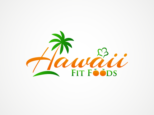 Hawaii Fit Foods A Logo, Monogram, or Icon  Draft # 4 by Noeen