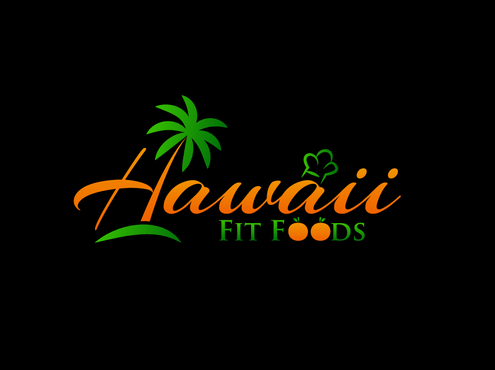 Hawaii Fit Foods A Logo, Monogram, or Icon  Draft # 5 by Noeen