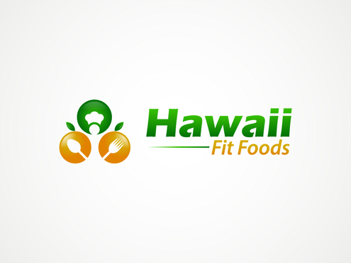Hawaii Fit Foods A Logo, Monogram, or Icon  Draft # 6 by Noeen