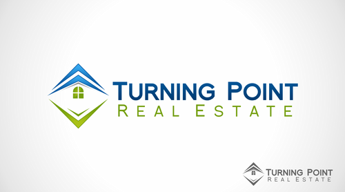 Logo For Real Estate Firm By Turningpointlaw