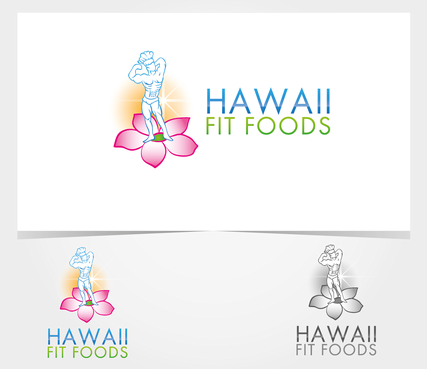 Hawaii Fit Foods A Logo, Monogram, or Icon  Draft # 22 by studio88