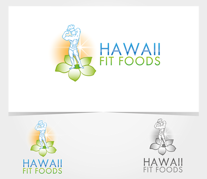 Hawaii Fit Foods A Logo, Monogram, or Icon  Draft # 23 by studio88