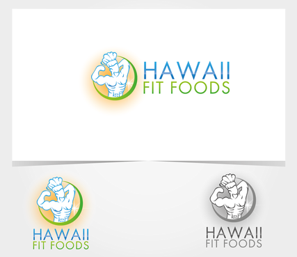 Hawaii Fit Foods A Logo, Monogram, or Icon  Draft # 24 by studio88