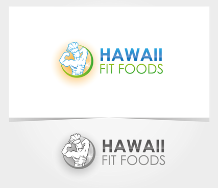 Hawaii Fit Foods A Logo, Monogram, or Icon  Draft # 25 by studio88