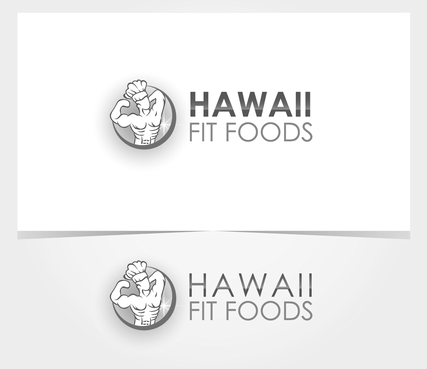 Hawaii Fit Foods A Logo, Monogram, or Icon  Draft # 26 by studio88