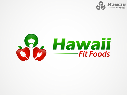 Hawaii Fit Foods A Logo, Monogram, or Icon  Draft # 31 by Noeen