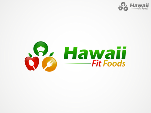 Hawaii Fit Foods A Logo, Monogram, or Icon  Draft # 32 by Noeen