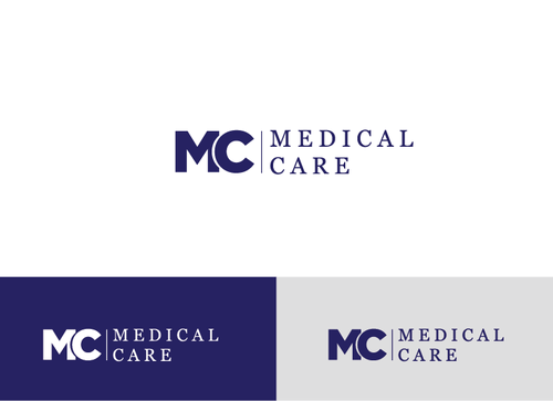 Medical Care A Logo, Monogram, or Icon  Draft # 16 by Shoaibali