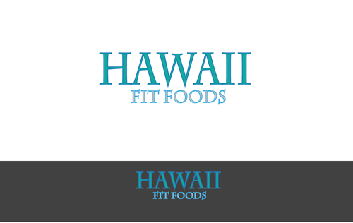 Hawaii Fit Foods A Logo, Monogram, or Icon  Draft # 33 by BismaWaheed