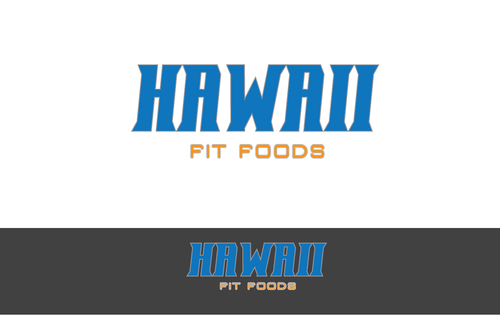 Hawaii Fit Foods A Logo, Monogram, or Icon  Draft # 36 by BismaWaheed