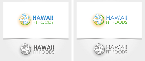 Hawaii Fit Foods A Logo, Monogram, or Icon  Draft # 40 by studio88