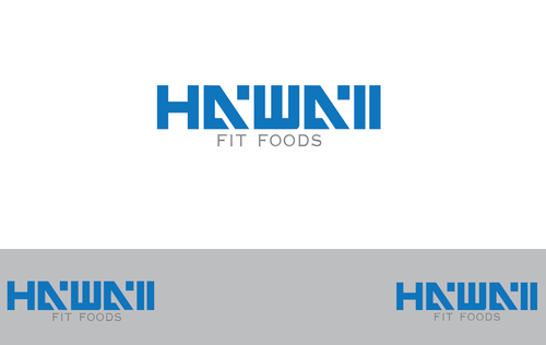 Hawaii Fit Foods A Logo, Monogram, or Icon  Draft # 49 by BismaWaheed
