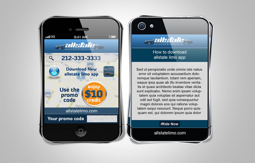 Allstate Limo Mobile App