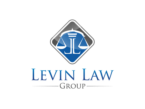 Levin Law Group A Logo, Monogram, or Icon  Draft # 107 by caturro