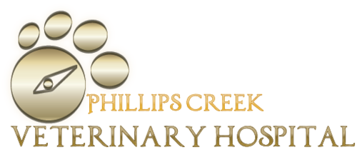 Phillips Creek Veterinary Hospital A Logo, Monogram, or Icon  Draft # 42 by mynameisuffi