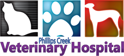 Phillips Creek Veterinary Hospital A Logo, Monogram, or Icon  Draft # 44 by mynameisuffi