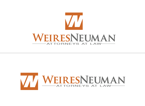 Weires Neuman pllc A Logo, Monogram, or Icon  Draft # 147 by PeterZ