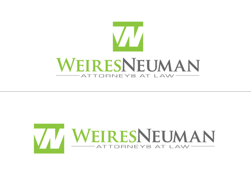 Weires Neuman pllc A Logo, Monogram, or Icon  Draft # 148 by PeterZ