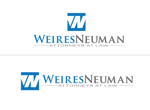 Weires Neuman pllc A Logo, Monogram, or Icon  Draft # 149 by PeterZ