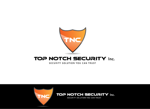 Top notch Security Inc. A Logo, Monogram, or Icon  Draft # 93 by Raheel8