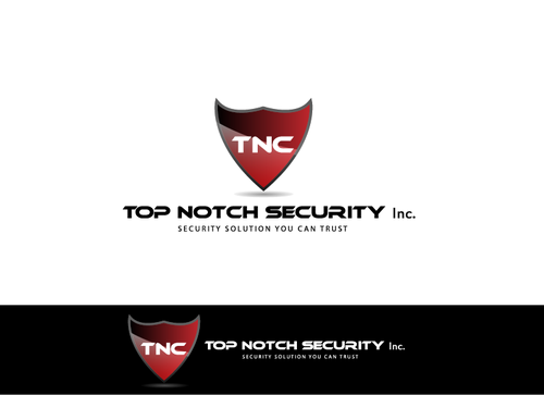 Top notch Security Inc. A Logo, Monogram, or Icon  Draft # 94 by Raheel8