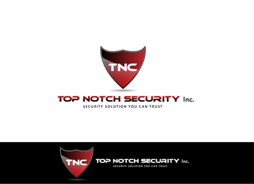 Top notch Security Inc. A Logo, Monogram, or Icon  Draft # 95 by Raheel8