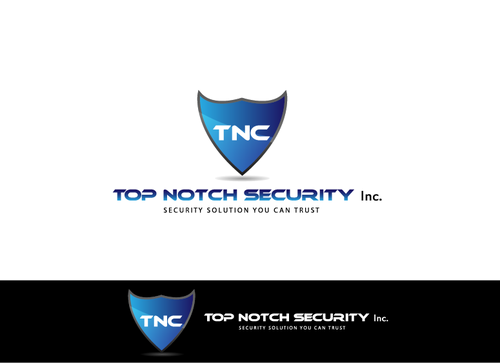 Top notch Security Inc. A Logo, Monogram, or Icon  Draft # 96 by Raheel8