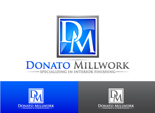 Donato Millwork A Logo, Monogram, or Icon  Draft # 84 by Filter