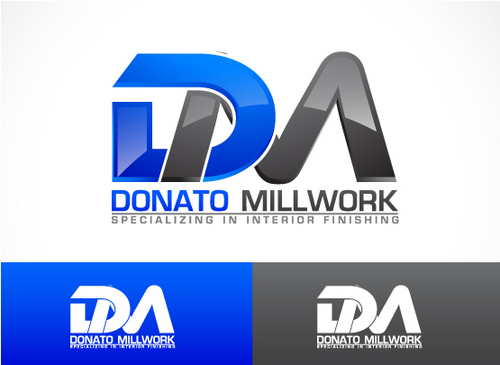 Donato Millwork A Logo, Monogram, or Icon  Draft # 85 by Filter