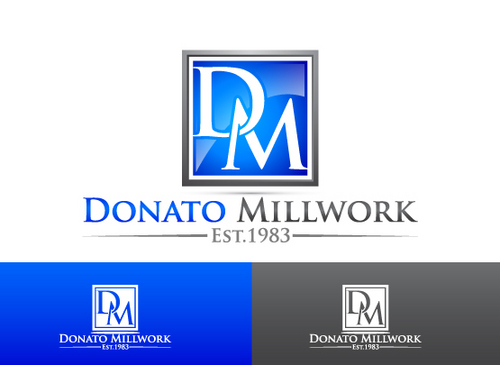Donato Millwork A Logo, Monogram, or Icon  Draft # 93 by Filter