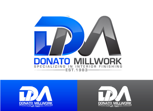 Donato Millwork A Logo, Monogram, or Icon  Draft # 94 by Filter