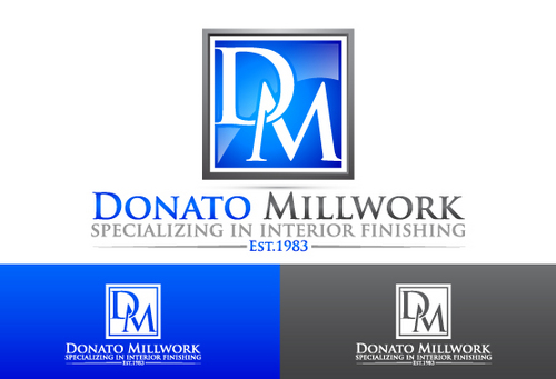 Donato Millwork A Logo, Monogram, or Icon  Draft # 95 by Filter
