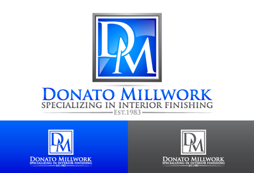 Donato Millwork A Logo, Monogram, or Icon  Draft # 96 by Filter