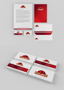 Bombshell Beer Company Business Cards and Stationery  Draft # 212 by Majestic