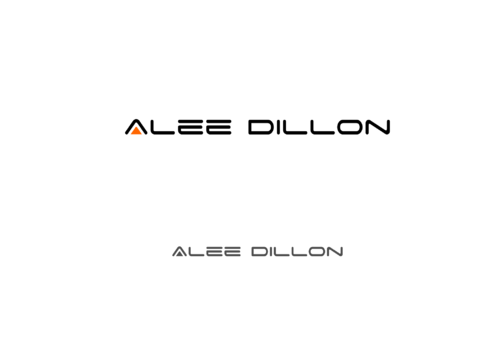 Alee Dillon A Logo, Monogram, or Icon  Draft # 8 by kolniks