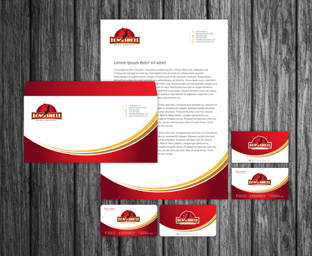Bombshell Beer Company Business Cards and Stationery  Draft # 251 by Majestic
