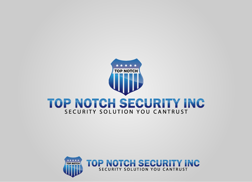Top notch Security Inc. A Logo, Monogram, or Icon  Draft # 110 by Raheel8