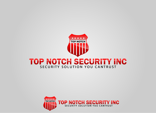 Top notch Security Inc. A Logo, Monogram, or Icon  Draft # 111 by Raheel8