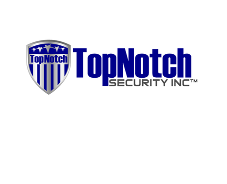 Top notch Security Inc. A Logo, Monogram, or Icon  Draft # 112 by Nightqueen