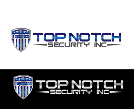 Top notch Security Inc. A Logo, Monogram, or Icon  Draft # 113 by Nightqueen