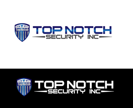 Top notch Security Inc. A Logo, Monogram, or Icon  Draft # 128 by Nightqueen