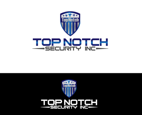 Top notch Security Inc. A Logo, Monogram, or Icon  Draft # 129 by Nightqueen