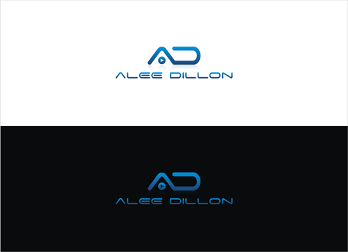 Alee Dillon A Logo, Monogram, or Icon  Draft # 45 by barkside