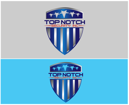 Top notch Security Inc. A Logo, Monogram, or Icon  Draft # 132 by Nightqueen