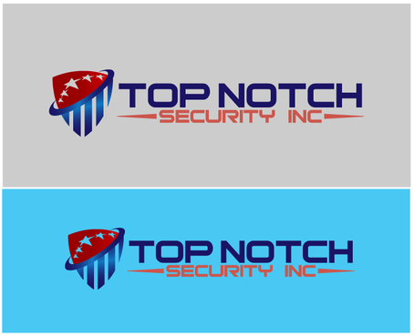 Top notch Security Inc. A Logo, Monogram, or Icon  Draft # 133 by Nightqueen