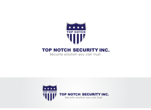 Top notch Security Inc. A Logo, Monogram, or Icon  Draft # 144 by zheen