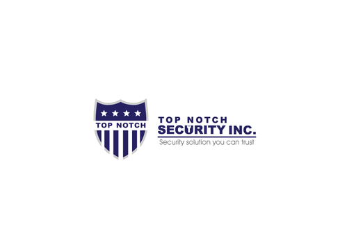 Top notch Security Inc. A Logo, Monogram, or Icon  Draft # 145 by zheen