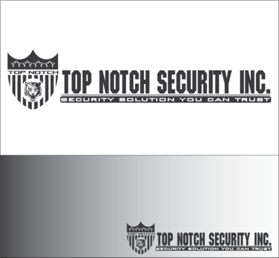 Top notch Security Inc. A Logo, Monogram, or Icon  Draft # 147 by shaurya